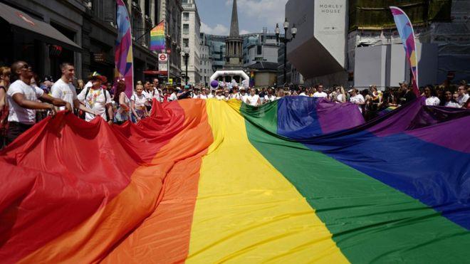 London Pride 2018 NHS